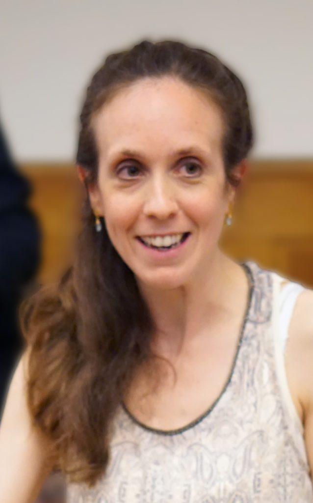 photograph of Doctor Nicole Schnackenberg